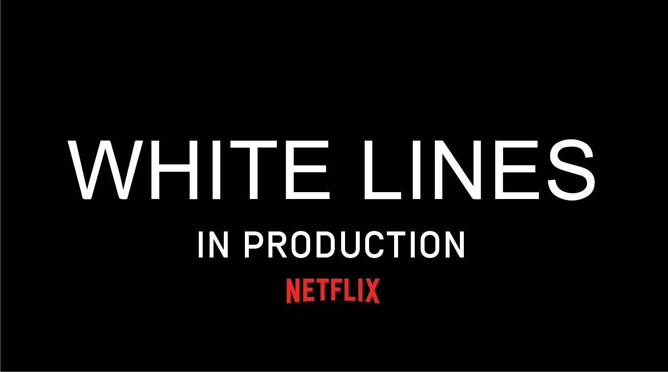 White Lines In Production